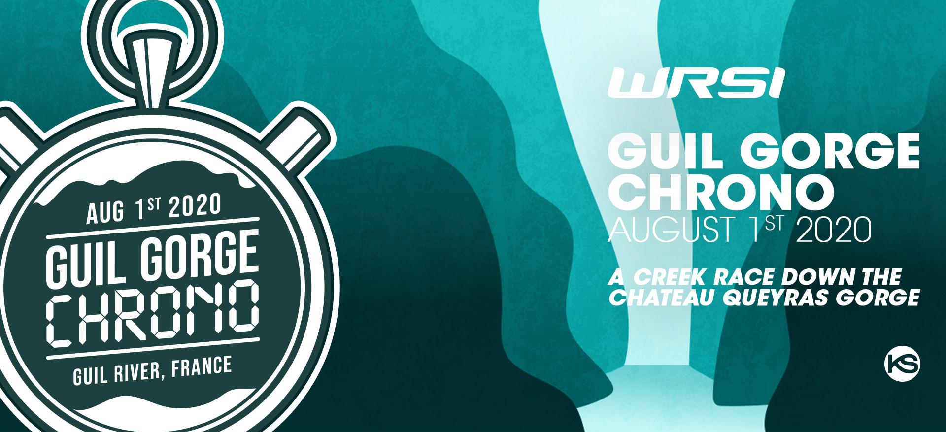 Guil Gorge Chrono 2020 English