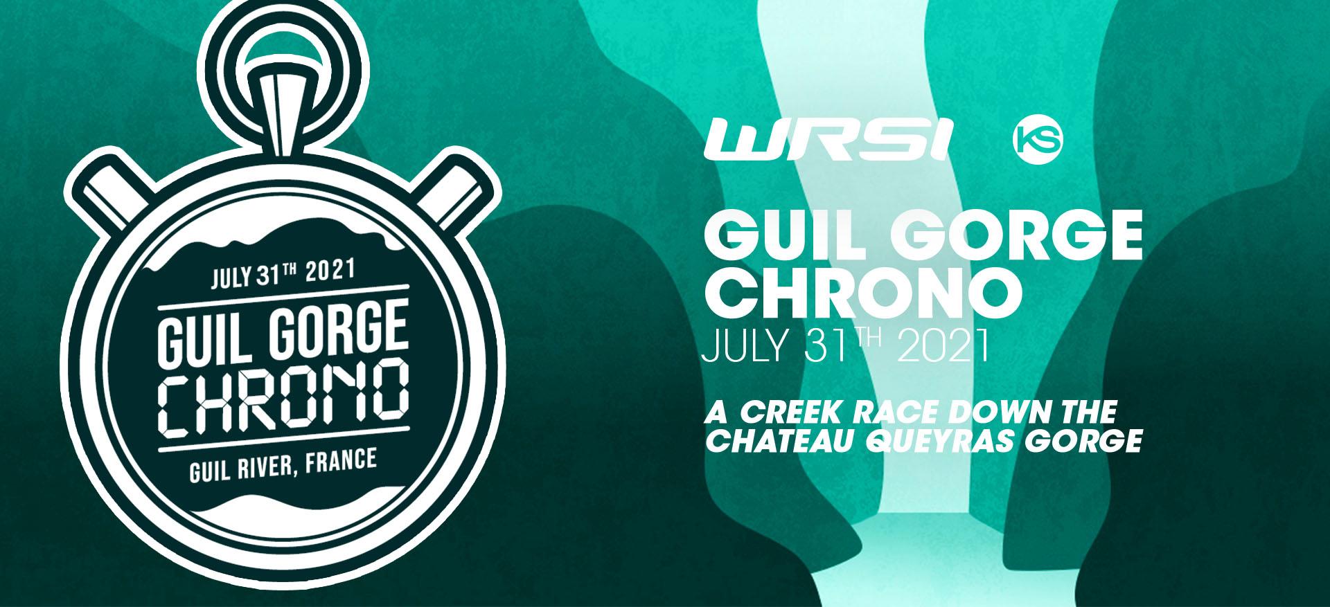 Guil Gorge Chrono 2021